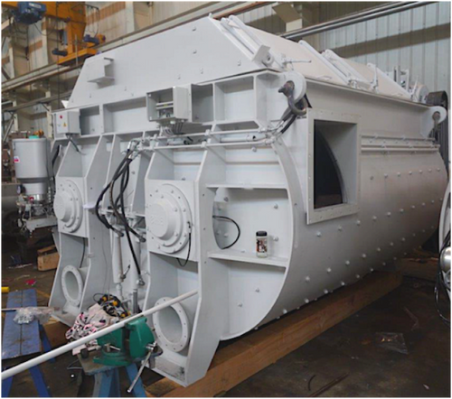 New DKXC 6500 BHS Continuous Overflow Mixer