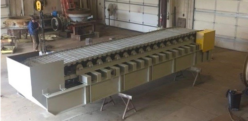 New unused Apron feeder made to order