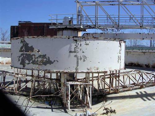115 ft Eimco Reactor Clarifier