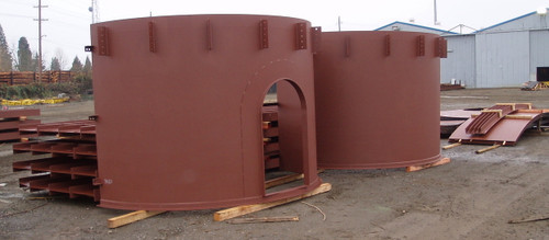 60ft dia. x 10 ft deep Thickener Tank Assembly