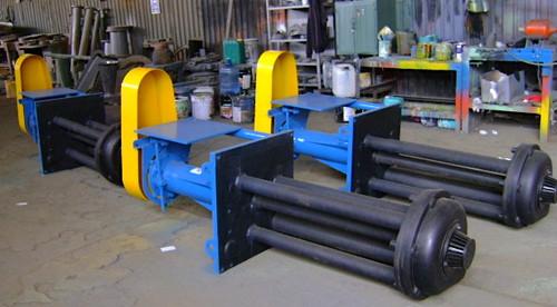 New Galigher Style Vertical Pumps, series 1000