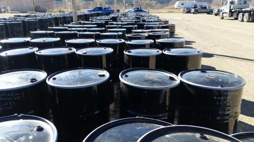 Barrels Used Steel Grinding Balls GM928