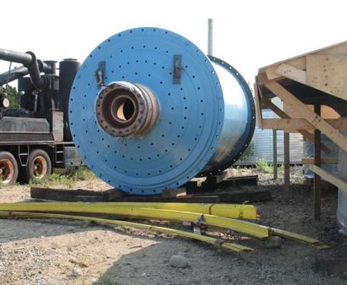 21.8 x 43 ft Unused ANI FLSmidth Ball Mill with 14,400 HP