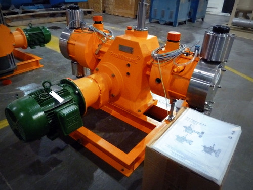 Unused acid duty Prominent Diaphragm Dosing Pumps