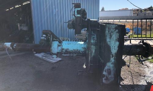 75 ft EIMCO thickener mechanism