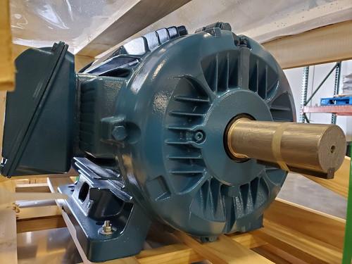 New WEG induction motors