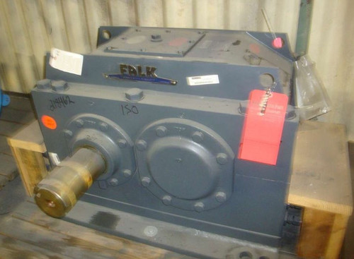 Unused surplus Falk 2,000 HP gearbox: 1.304:1