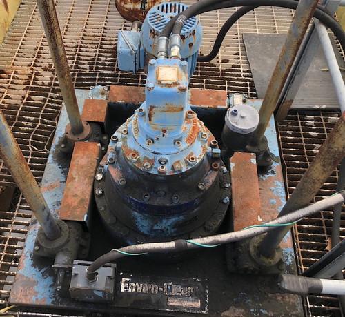 40 ft EIMCO thickener