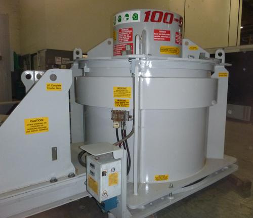 REMco Model 100 Refurbished Sandmax VSI