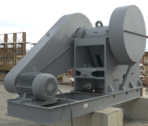 20 x 30 in new jaw crusher with 75 HP