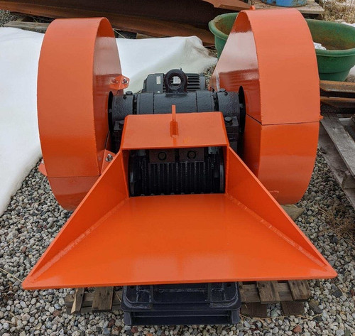 6 x 10 in New Unused Jaw Crusher