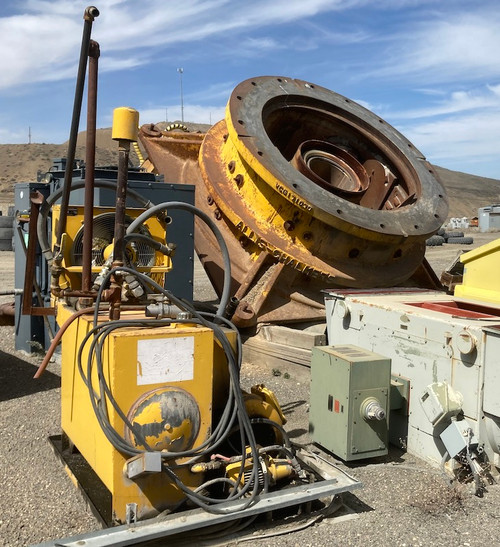 42 x 65 in Allis Chalmers Gyratory Crusher