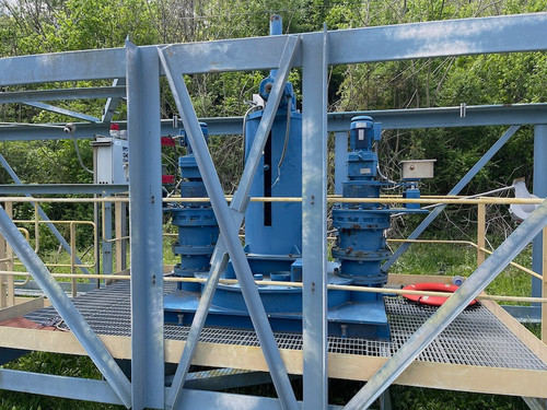 120 ft WesTech Thickener Mechanism Package