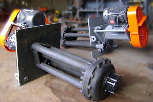 New 1.5 inch Galigher-Style Vertical Pump, Series 5000