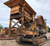 34 x 44 in Metso C110 track mounted jaw crusher with grizzly feeder