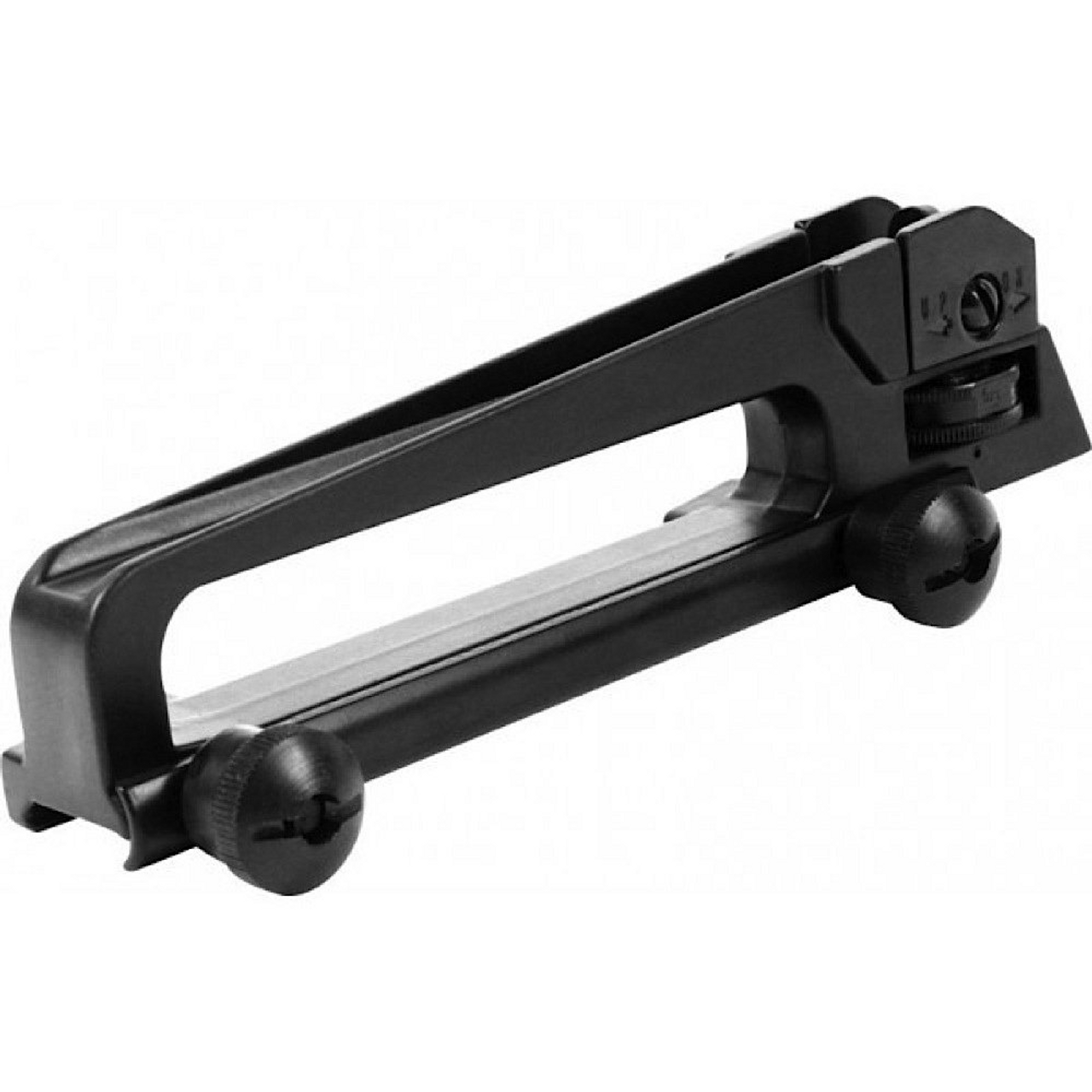 223 Detachable carry handle Fully Metal w/ Dual Aperture A2 Rear Sight