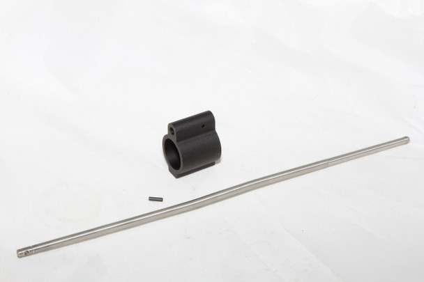 "Gas tube - Carbine Length Gas Tube Stainless + .75""  Gas Block AR15 223 5.56"