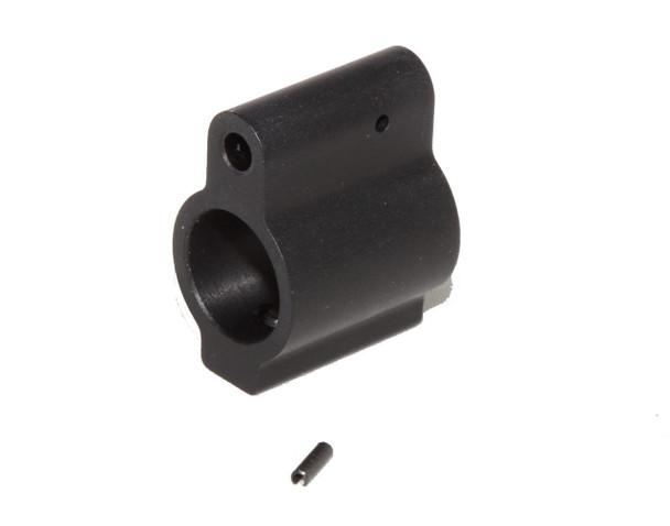 "Gas Block .625"" Mini Low Profile Micro Gas Block -Black for AR15 223 5.56 (625GB)"