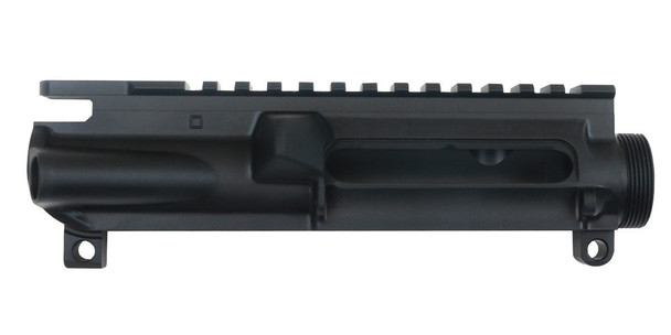 AR-15 Rear Charging Stripped M4 Flat Top Upper Receiver - U.S MADE