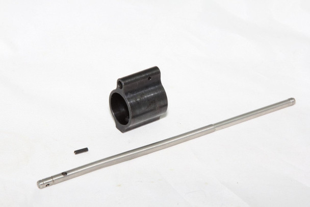 "Gas tube -  Pistol Length Gas Tube Stainless +.75"" STEEL Gas Block AR15 223 5.56"