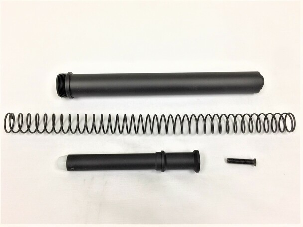 A2 buffer tube kit | RIFLE LENGTH FIXED STOCK BUFFER TUBE KIT A1/A2 AR15 223 5.56 (RBT)