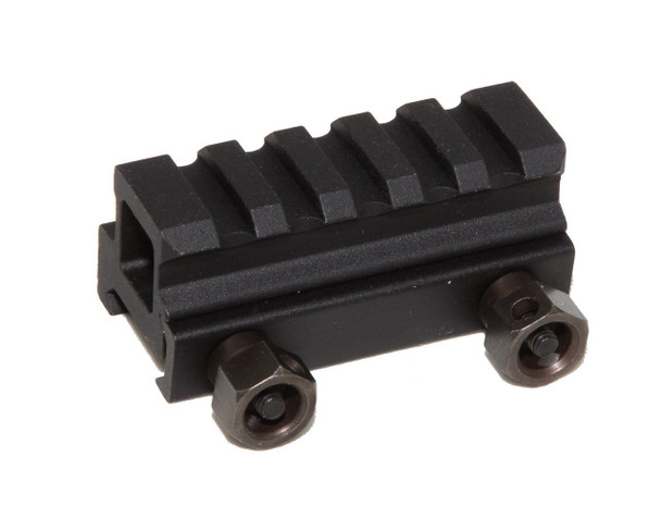"13/16"" RISER 5-Slot Riser WEAVER PICATINNY Scope Mount Rail AR15 223 5.56"