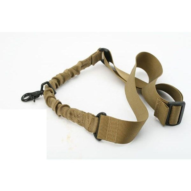 sling- 1 Points Sling Traditional Sling with Length Adjuster TAN