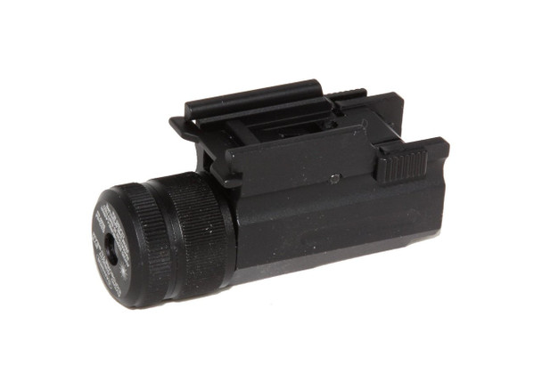 Compact RED Laser Sight with Quick Release Mount