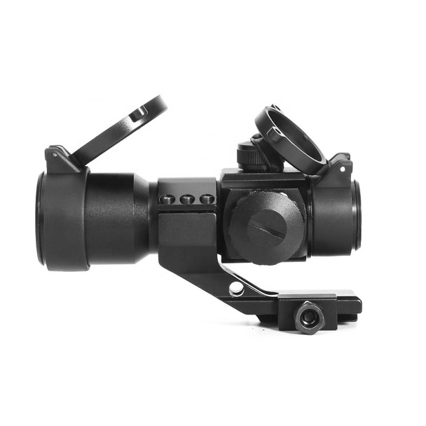 1x30 Tactical Red/Green Dot Sight w/ 30mm Cantilever Weaver Mount