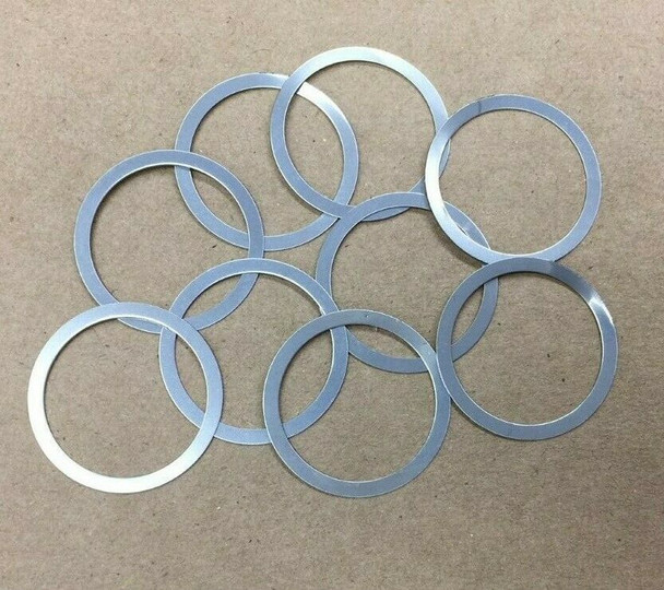 AR-15 10 pcs Barrel Nut Washers / stainless steel Shims