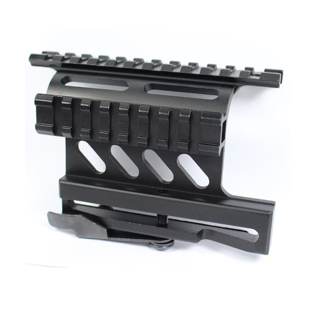 AK47 Saiga Side Mounted Accessory Top & Side Rails