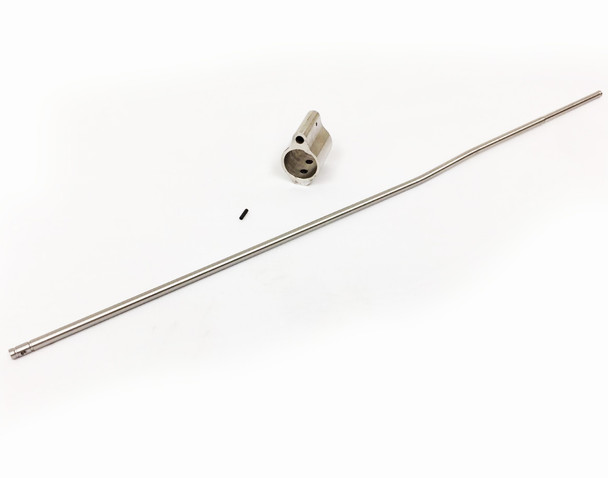 """Gas tube -  Rifle Length Gas Tube Stainless +.75"""" Stainless steel Gas Block -bolt on AR15 223 5.56"""