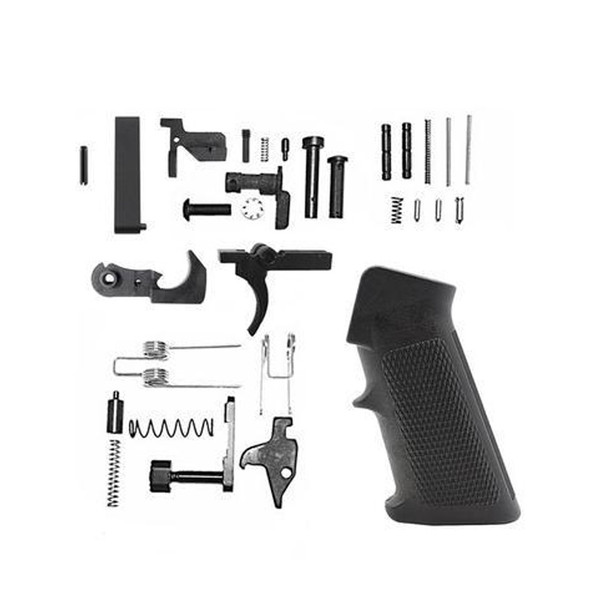 Complete  Lower Parts Kit LPK w/ A2 GRIP - AR15 223/5.56 | AR15 LOWER PART KIT, AR15 LPK