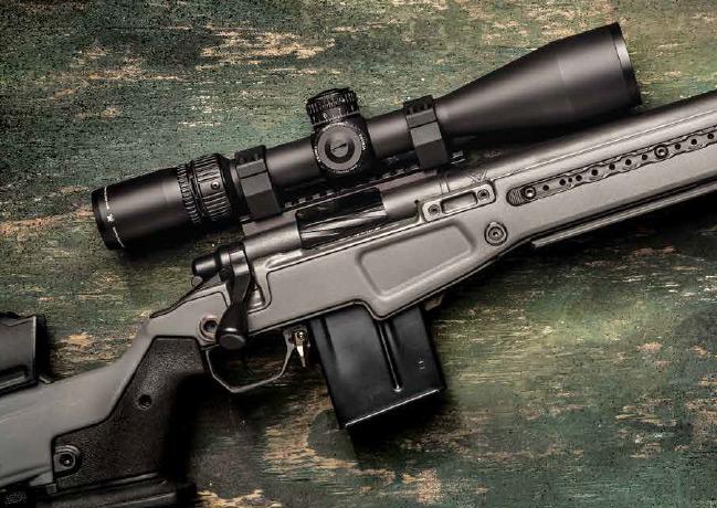 Vortex Riflescopes