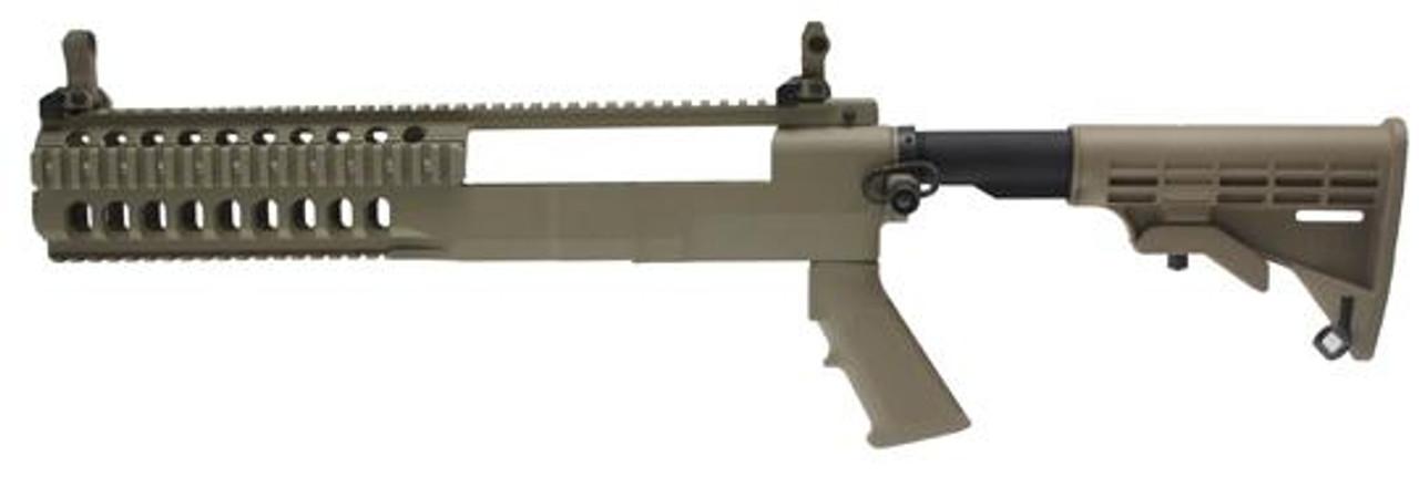 Troy Mini 14 Mcs Basic Package Dark Earth Impact Guns
