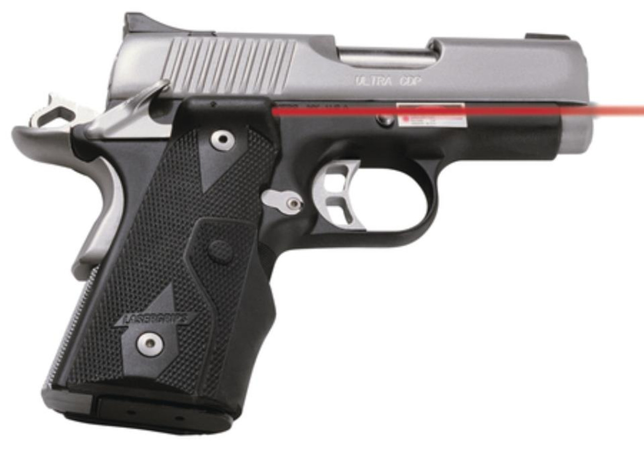 Crimson Trace 1911 Compact (Officers, Ultra) Wrap Around