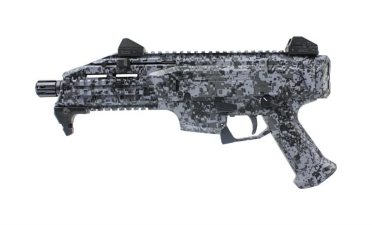 CZ Scorpion EVO 3 S1 Pistol 9mm Urban Camo Finish 20 Rd Mag ...