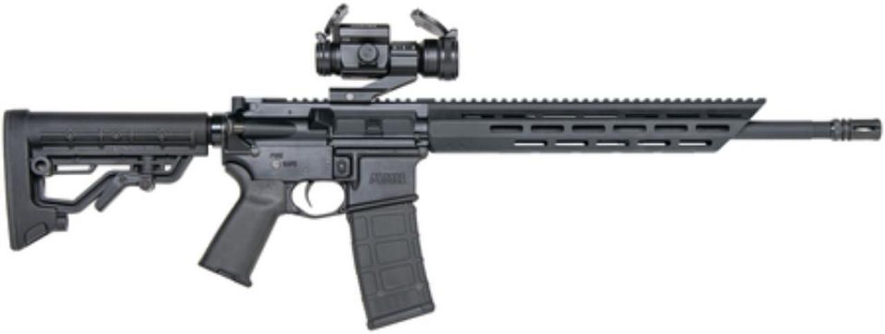 Mossberg MMR AR-15 W/Vortex Strikefire II 30mm Scope 5 56