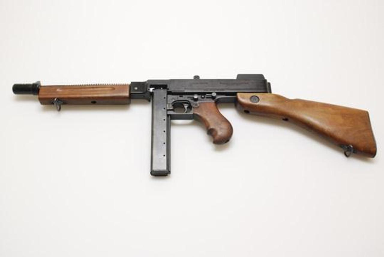 Thompson 1928 A22  22LR Sub Machine Gun - Impact Guns