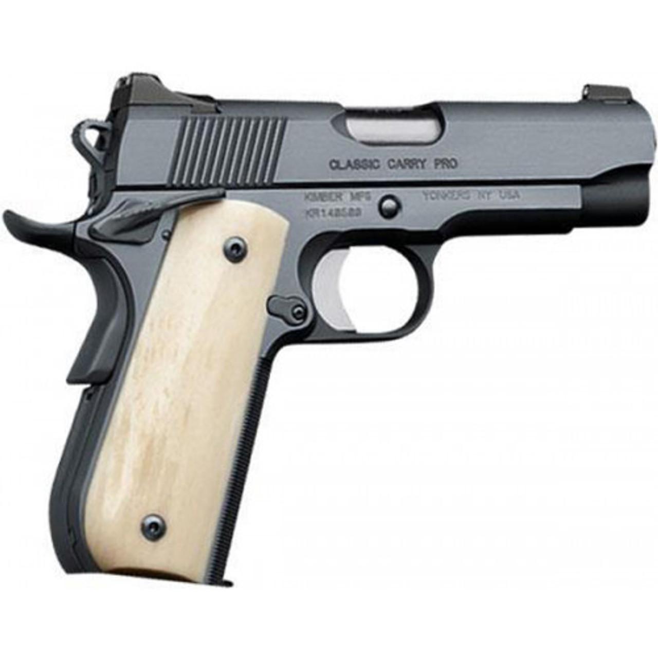 Kimber Classic Carry Pro 45 ACP, 4