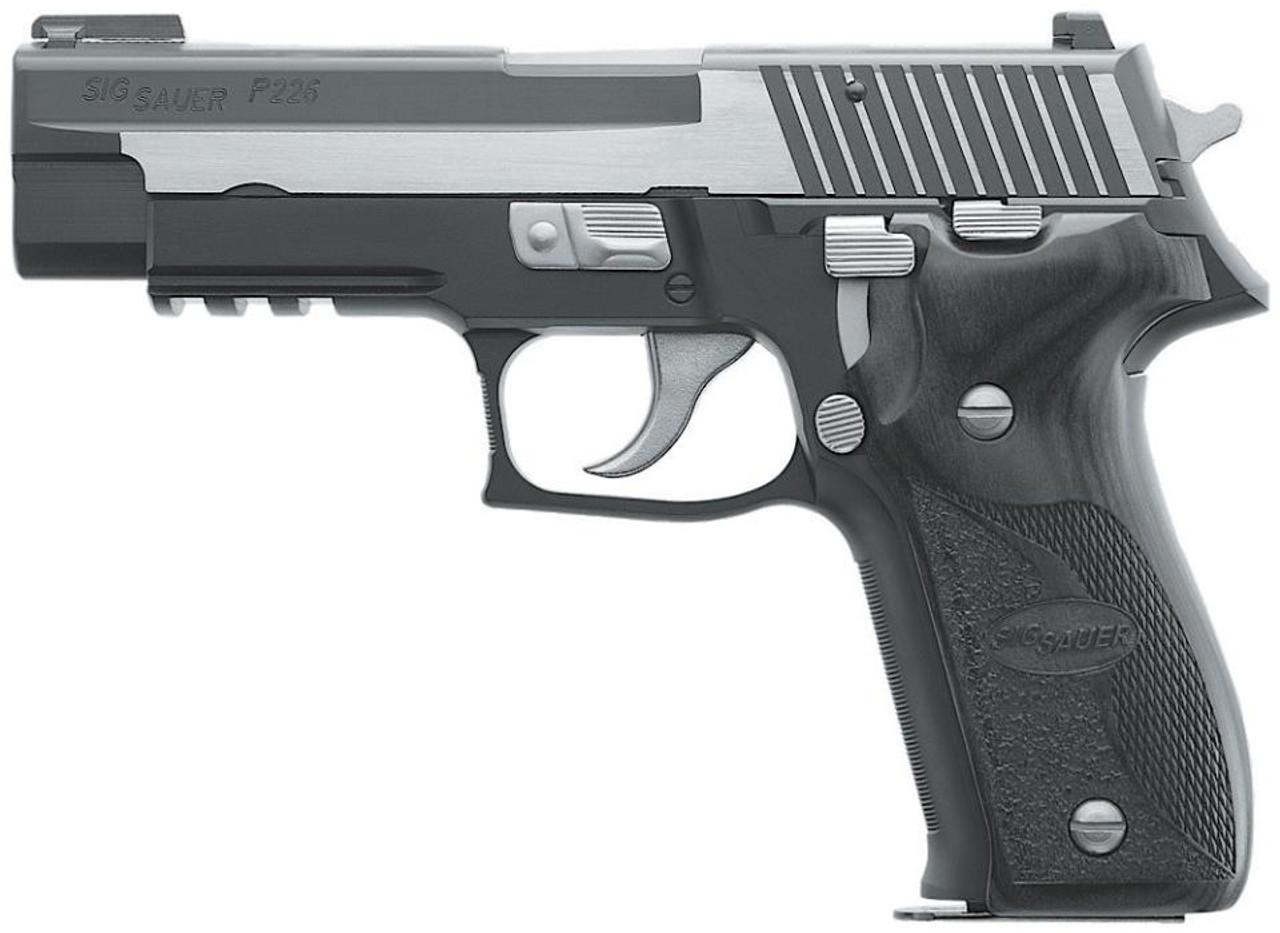 Sigsauer P226 avec argent Eagle