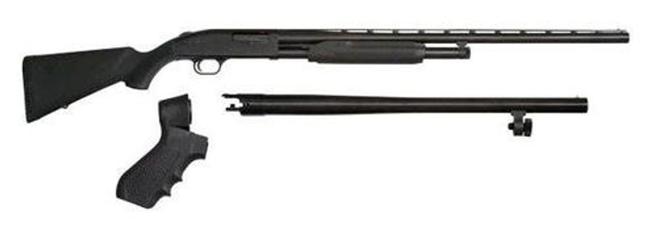 Mossberg 500 12ga 3 In 1 Home Defense Set 2 Barrels