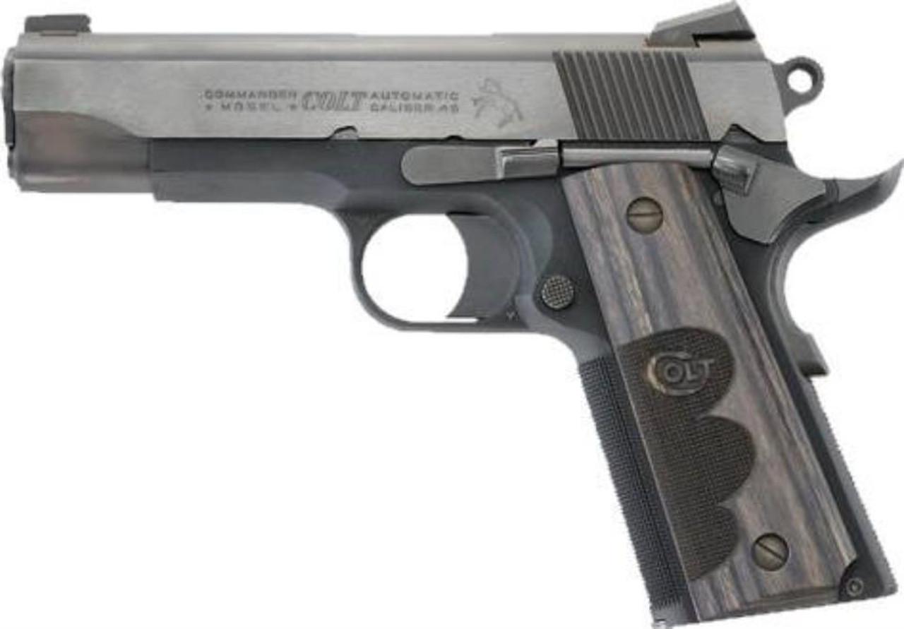 Colt 1911 Wiley Clapp Lightweight Commander 45 ACP TALO