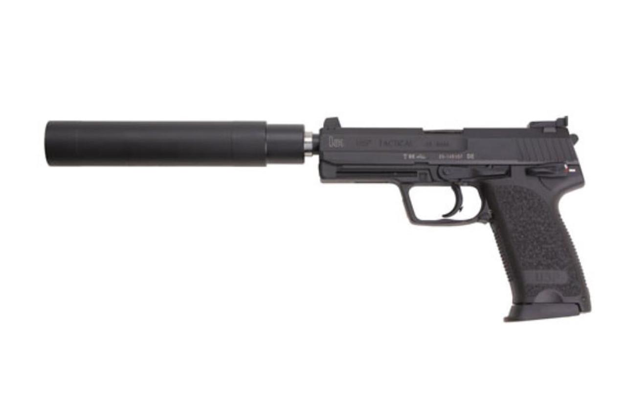 HK USP45 Tactical Tac Pack (V1) DA/SA safety/decocker, 12rd,W/AWC
