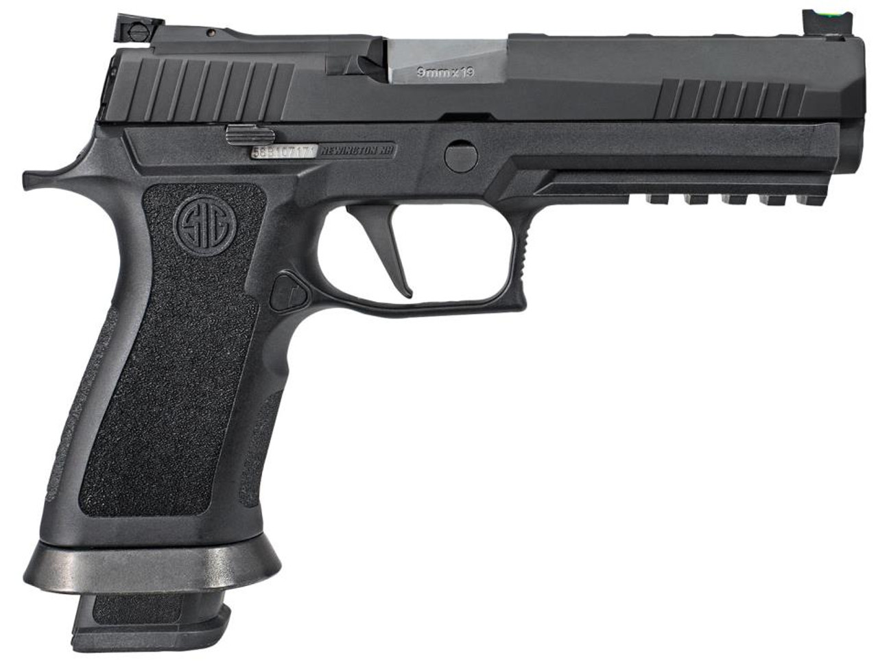 Sig P320 X5 Full Size 9mm, 5