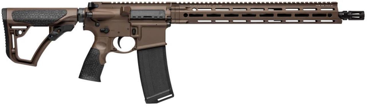 Daniel Defense Ddm4 V7 5 56mm Milspec 16 Barrel Dark Brown