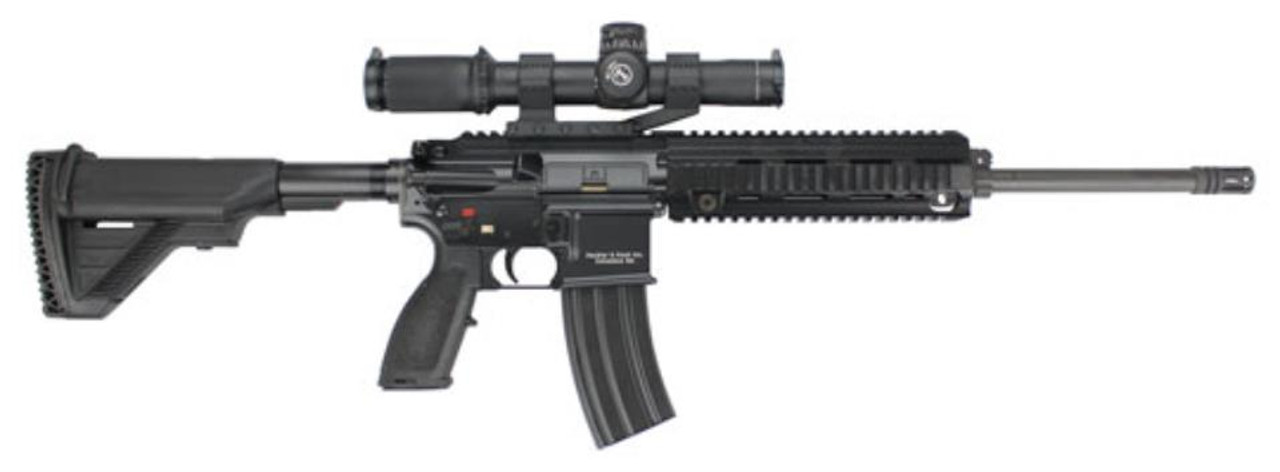 HK MR556, 5 56mm Package 16 5