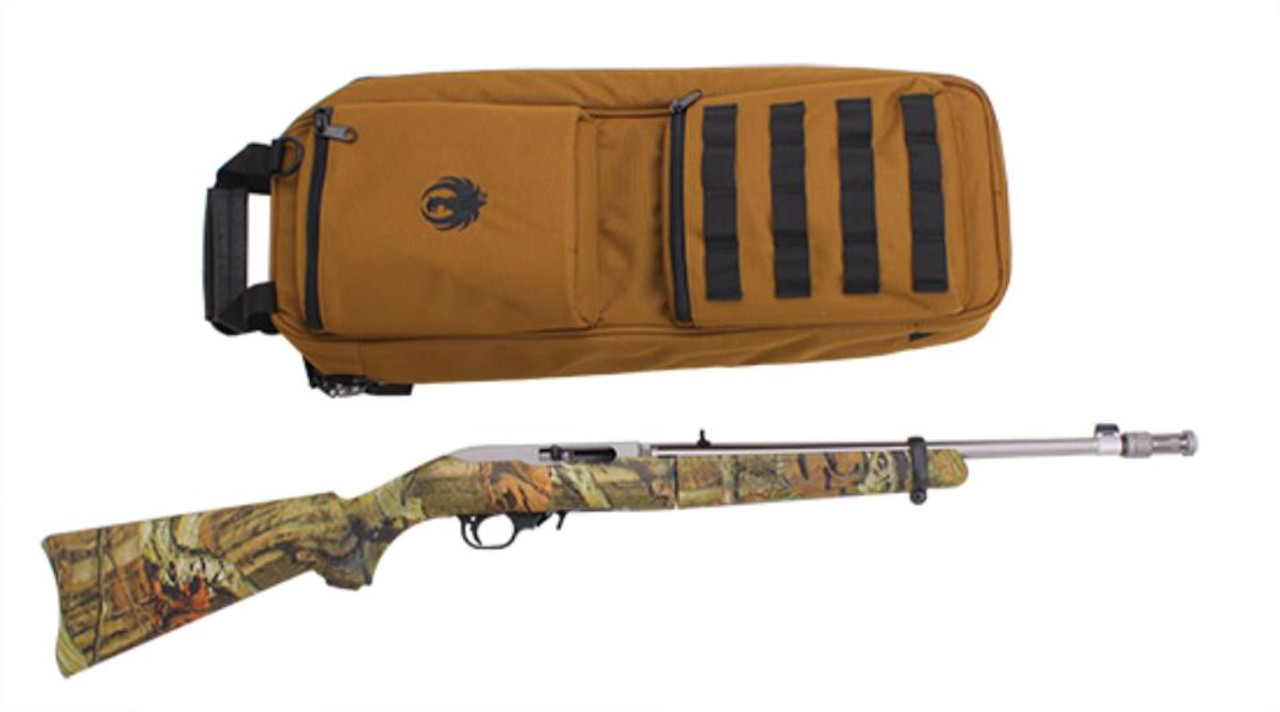 Ruger 10/22 Takedown Mossy Oak Infinity Camo, SS Threaded Barrel ...