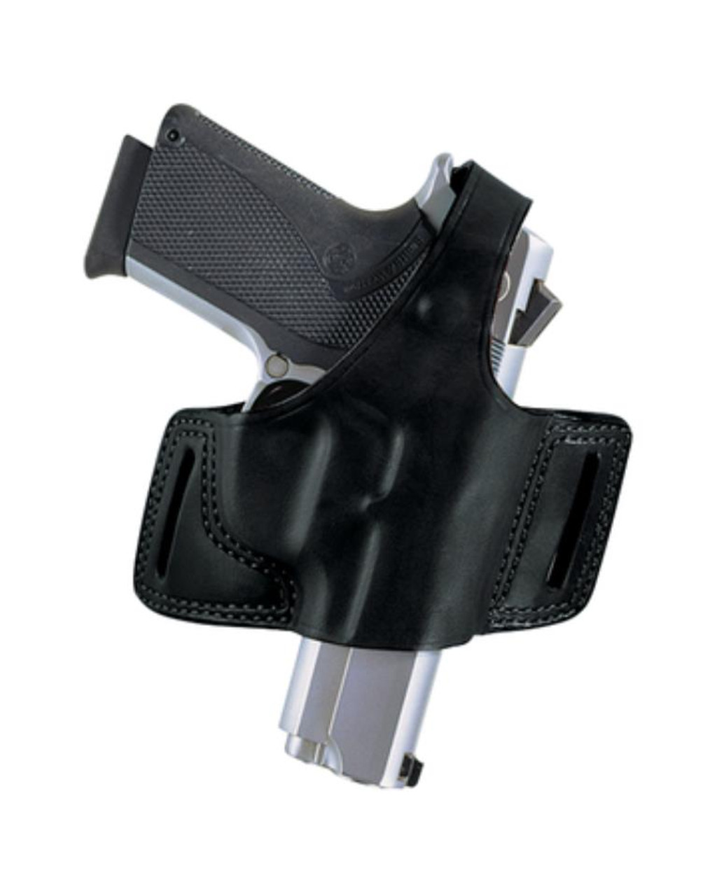 Bianchi 5 Black Widow Holster Ruger LCR  38 Special Plain