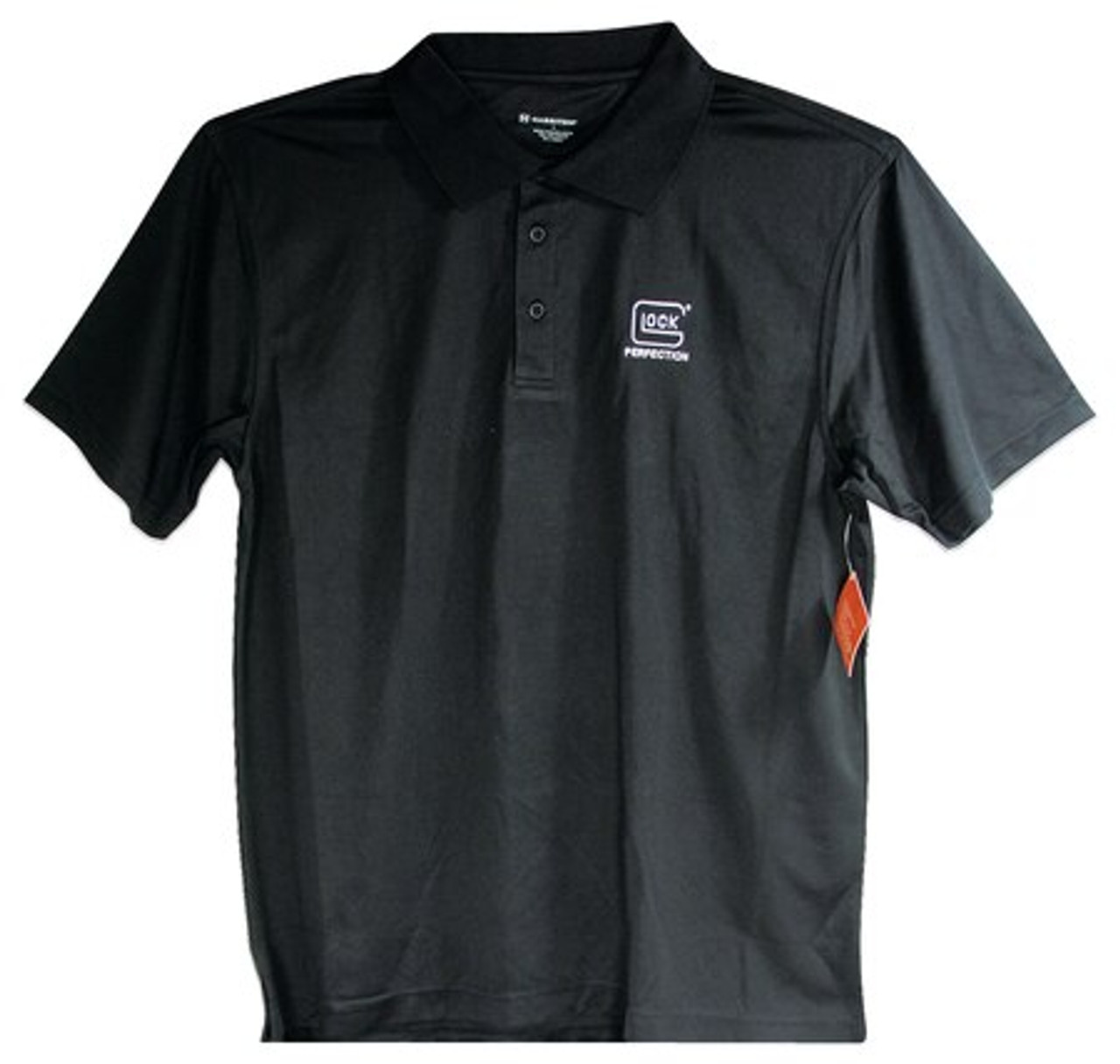 2XL STI International USA Arms Logo STACCATO Pistol POCKET SIDE Black T-Shirt S